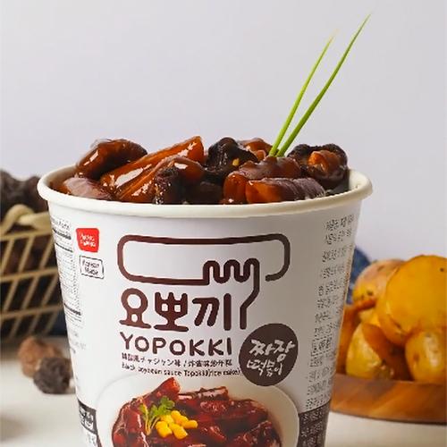 Yopokki Jjajang Cup 120g