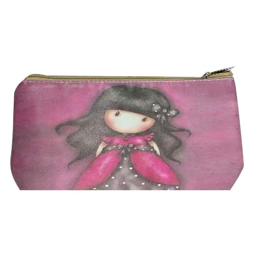 Little Girls Pouch - Purple