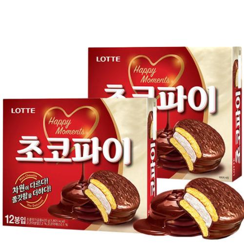 Choco Pie 12 packs
