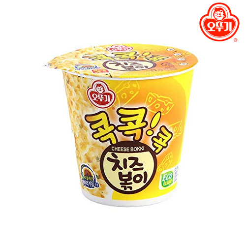 Cheese 'Bokki' Cup 55g