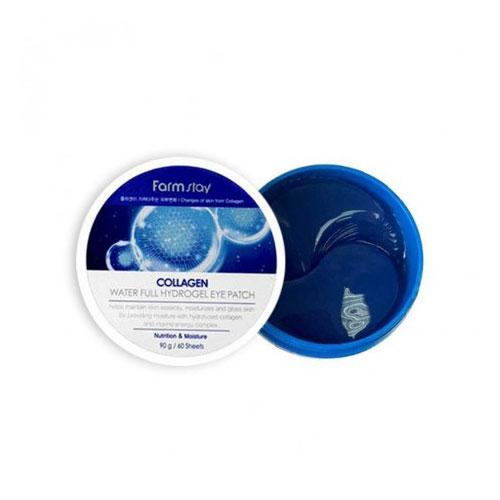Collagen Water Full Hydrogel Eye Patch 90g (60 Sheets)