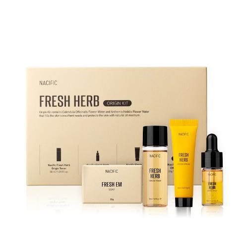 Fresh Herb Origin Kit