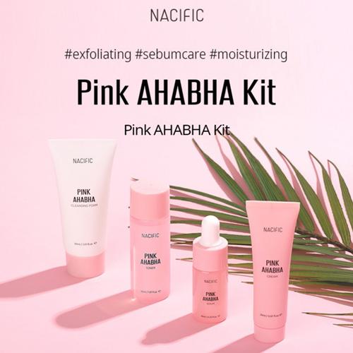 Pink Aha Bha Pink Kit