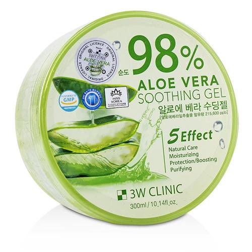 98% Aloe Vera Soothing Gel 300ml