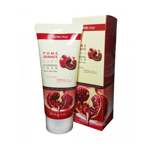 Pure Cleansing Foam 180ml - Pomegranate