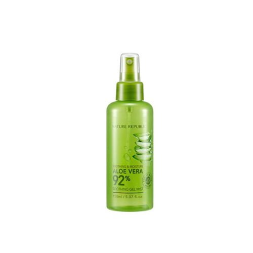 Aloe Vera 92% Soothing Gel Mist 150ml