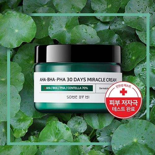 AHA BHA PHA 30 Days Miracle Cream 60g