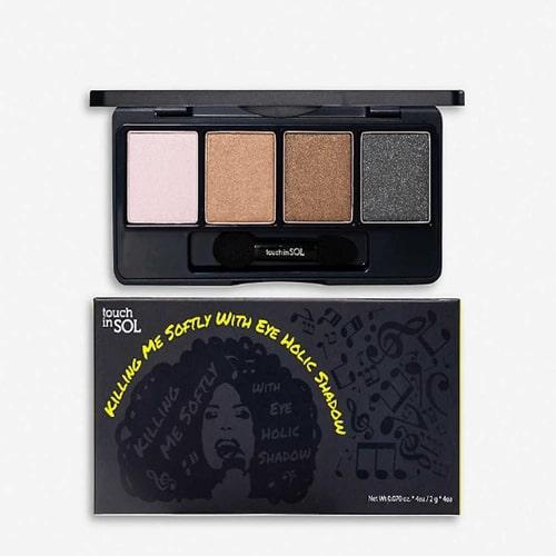 Killing Me Softly with Eye hHolic Shadow #3 Dark Chocolate