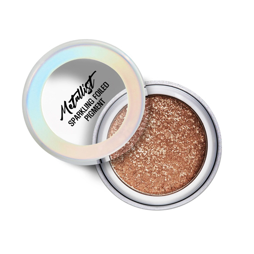Metallist Sparkling Foiled Pigment #2 Honey Brown
