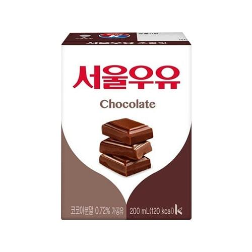 UHT Aseptic Milk Chocolate 200ml